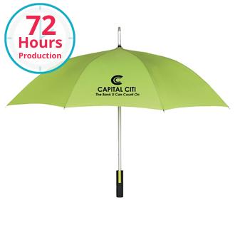 Customized 46 in. Spectrum Automatic Custom Printed Umbrellas