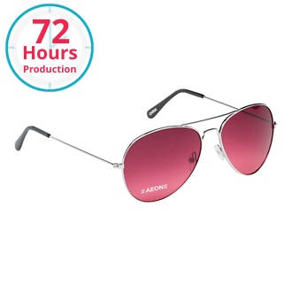 Customized Ocean Gradient Aviator Sunglasses
