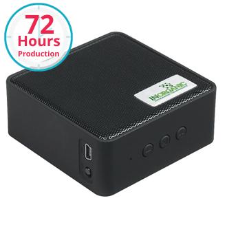 Customized Portable Mini Square Bluetooth Speakers