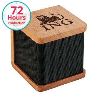 Customized Seneca Bluetooth Wooden Speaker