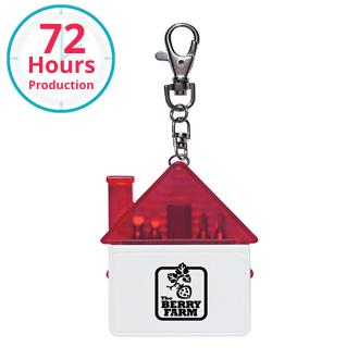 Customized House Shape Tool Kit