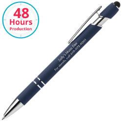 Bulk Buy Clearance Job Lot Of 48 Black Ballpoint Pens
