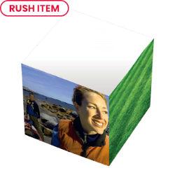 Customized BIC® 3'' x 3'' x 3'' Adhesive Cube