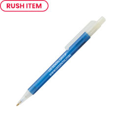Customized Britebrand™ Translucent Bright Colorama Pen