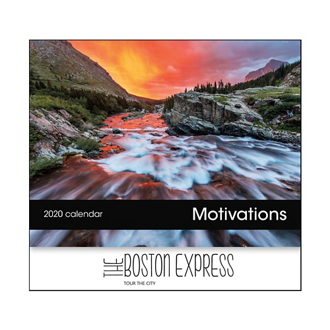 Customized Motivation Calendar