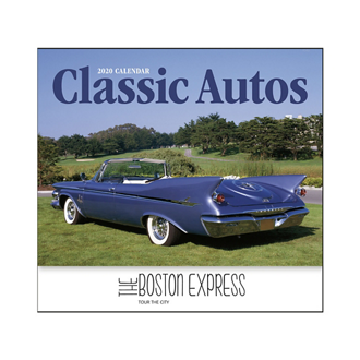 Customized Classic Autos Calendar