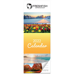 Customized Magnetic Calendar Pad