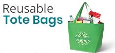 Reusable Custom Tote Bags