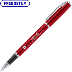 Customized Tyson Gelebration™ Metal Gel Pen
