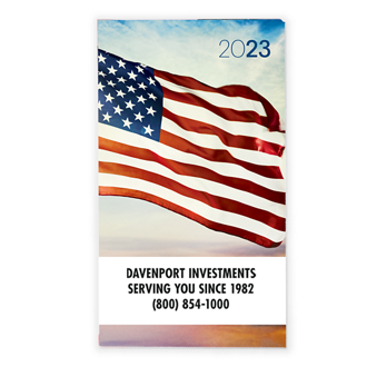 Customized 2019 Calendar Monthly Budget Pocket Planner