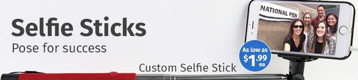 Landing Page - O - Selfie Sticks