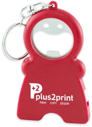Soft Touch Gadget Guy Key Chain