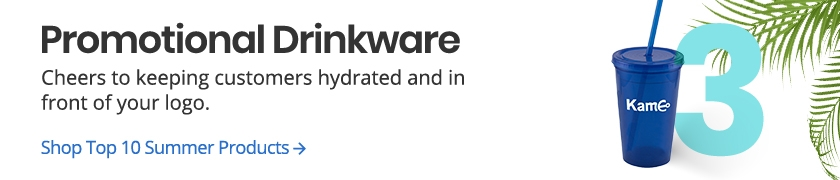 Landing Page - Summer Products - Water Bottles