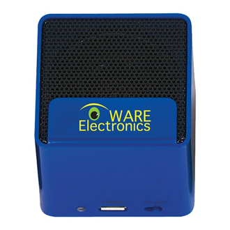 Customized Cubic Bluetooth Speaker