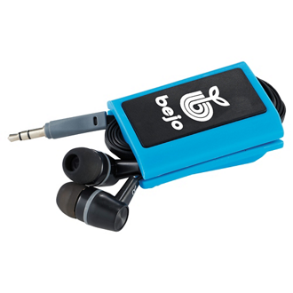 Customized Zoom® Wrap with Ear Buds