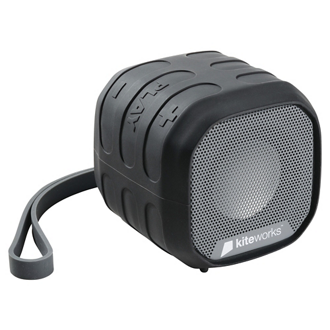 Customized High Sierra® Grizzly Outdoor NFC Bluetooth Speaker
