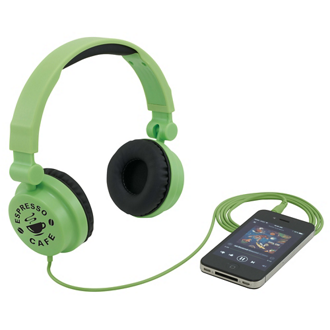 Customized The Bounz Headphones