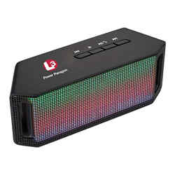 Customized Lumi Light Up Bluetooth Speaker