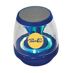 Customized Rave Light Up Bluetooth Speaker