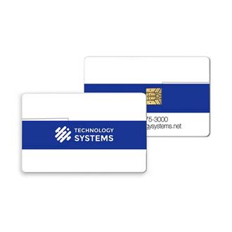 Customized Vance Credit Card USB Drive - 2GB