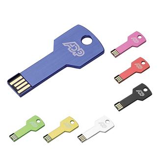 Customized Key USB Flash Drive - 4GB