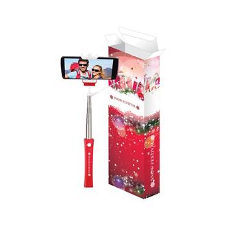 Customized Selfie Stick with Custom Box