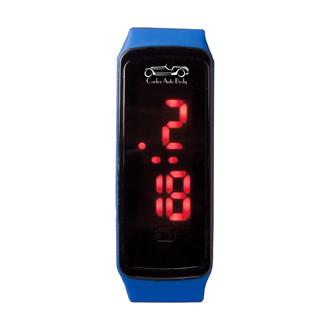 Customized Rectangle Unisex Digital LED Watch