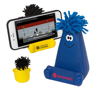 Customized MopTopper™ Phone Holder