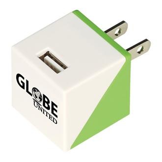 Customized UL Listed Diagonal AC Adapter