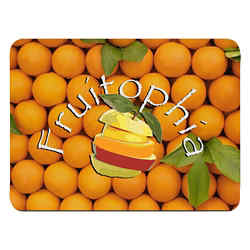 Customized Full Colour Rectangle Mouse Pad