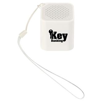 Customized Tiny Cube Wireless Speaker