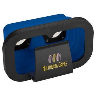 Customized Foldable Virtual Reality Headset