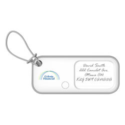 Customized BeagleScout Two-Way Tracker/Luggage Tag- FC