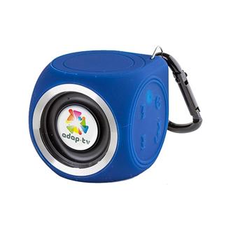 Customized Ice Cube Wireless Speaker - Full Color