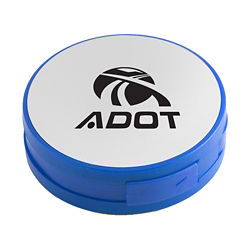 Customized Round 4 Port USB Hubs
