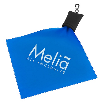 Customized Galaxy Stuff-It Cleaning Cloth Bag