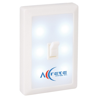 Customized Power Switch LED Light