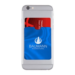 Customized RFID Phone Card Sleeve