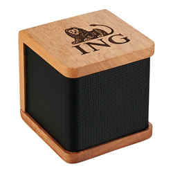 Customized Seneca Bluetooth Wooden Speaker