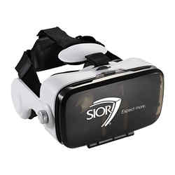 Customized Virtual Reality Headset with Headphones