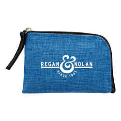 Customized Printed RFID Blocker Credit Card Pouch