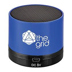 Customized Cylinder Bluetooth Speaker