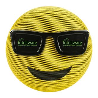 Customized Jamoji® Too Cool Bluetooth® Speaker