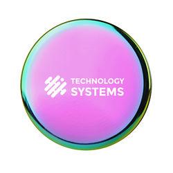 Customized PopSockets® Iridescent PopGrip