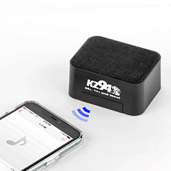 Customized Solo Wireless Speaker with Phone Stand