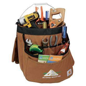 Customized Carhartt® Signature 5 Gallon Bucket Organizer