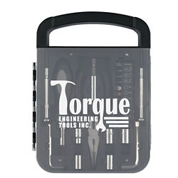 Customized Deluxe Tool Set with Pliers