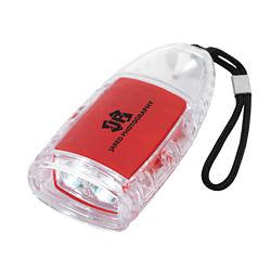 Customized Torpedo LED Lantern Flashlight with Strap