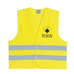 Customized Reflective Vest