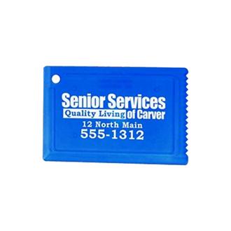 Customized Credit Card Ice Scraper